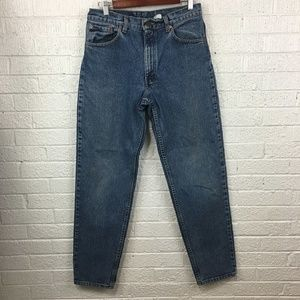 Levis 550 relaxed fit vintage jeans 31x32